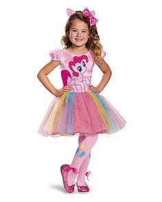 Kids Pinkie Pie Tutu Costume - My Little Pony - Spirithalloween.com