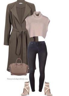 Fall Fashion Casual street style Kim Kardashian style kylie jener kendall 2015 Style Inspiration- What to Wear on a Fal...