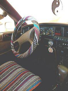 tribal pattern steering wheel cover steering wheel home accessory car car seats