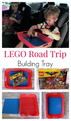 road trip lego boxes pinterest legos road trips and organizing