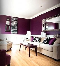 Awesome Blue And Purple Room Design Ideas For Peace And Romantic Room U2014  Fres Hoom