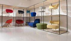 chair showroom - Google Search