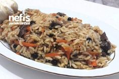 Özbek Pilavı Tarifi Iftar, Turkish Recipes, Homemade Beauty Products, Food And Drink, Health Fitness, Chicken, Dinner, Wordpress Theme, Recipes