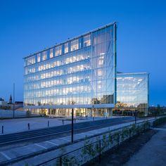 El ayuntamiento más sustentable de Suecia / Christensen & Co Architects