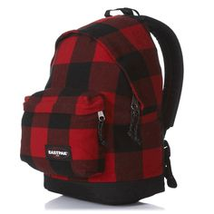 Mochila Eastpak Padded Pak'r Lumbercheck Red  35,40€