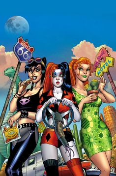 August 2015 DC UNIVERSE Solicits, Part 1 - HARLEY QUINN, GREEN LANTERN, ROBIN, More | Newsarama.com