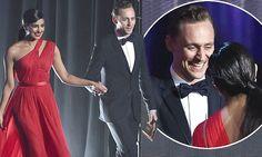 Tom Hiddleston and Priyanka Chopra 'put on a flirty display at Emmys' #DailyMail