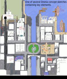 The Process of Developing a Pokémon City Map