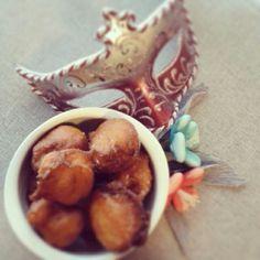 Frittelle alla zucca #carnevale #ilfritto #untiebisunti