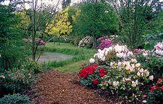Parken, tuinen in België