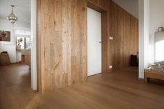 Dřevěný obklad stěn + podlaha CLASSIC