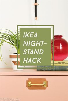 Leather and Brass Campaign IKEA Rast Hack | Vintage Revivals