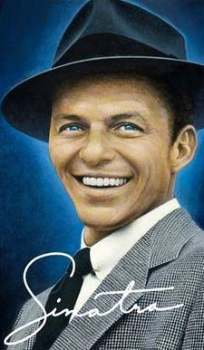Frank Sinatra...one of my forever favorites