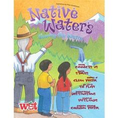 $1.25 - This colorful activity booklet lets students explore water from a Native American perspective through a variety of engaging activities utilizing reading, science, art and culture.