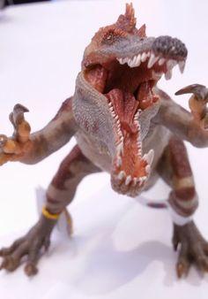 Real Action Figures se sentent Mosasaurus