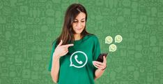 WhatsApp helps you communicate with contacts in your phonebook. You can send text messages, pictures and other media files through WhatsApp. It also enables you to call your contacts both via voice and video
