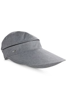 "Our Zip-Off Sun Visor, made of packable construction, has you covered with a 4 3/4"" brim. Create the look and coverage you want with our sun visor hat UPF 50+."