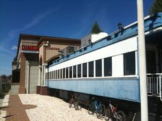 New Jersey | Clinton Station | Trains | Train Car | Dining | Restaurants | Diner | Burgers