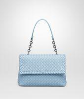 Shop for Bottega Veneta®'s Ciel Intrecciato Nappa Olimpia Bag at Bottega Veneta®'s online store. Discover a wide range of, luxury fashion goods, and more.