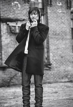 Men's Fitness Catches Up with Norman Reedus of The Walking Dead - Men's Fitness - Page 4