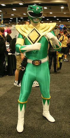 Comic-Con 2012 Cosplay...good god i miss the mmpr days!!!