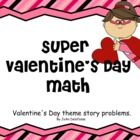 This Super-Kid Valentine's Day Math powerpoint has all the fun of a SMART or Mimio file, but is available to everyone!  On the HOME page for this...