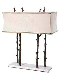 winter table lamp by theodore alexander at gilt 699