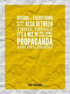 Design is everything, but...    Andrei Bocan, via Behance