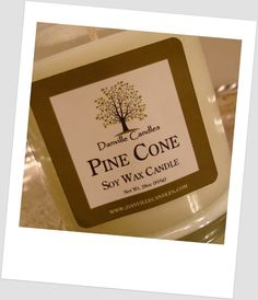 Check out this item in my Etsy shop https://www.etsy.com/listing/166402414/pine-cone-holiday-scented-soy-candle