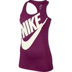 0fccbc36eec4f5 Nike Women s Futura Racerback Tank Top Nike Shoes Cheap