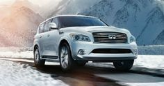 2017 Infiniti SUV QX80 Wallpaper