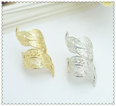 New fashion jewelry alloy hollow leaf finger ring gift for women ladies' gril R1203-in Rings from Jewelry on Aliexpress.com | Alibaba Group