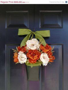 Fall Wreath- Alternative Fall Wreaths- Autumn Wreath