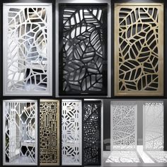 Set of decorative panels_05