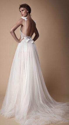 Courtesy of Muse by Berta Wedding Dress; Wedding dress idea.