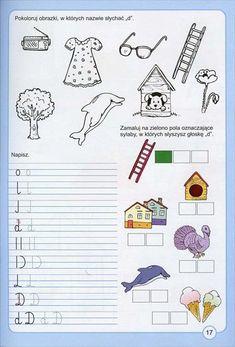 Użyj STRZAŁEK na KLAWIATURZE do przełączania zdjeć Hand Lettering, Bullet Journal, Education, Kids, Speech Language Therapy, Studying, Young Children, Boys, Handwriting