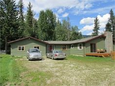 McBride, British Columbia, Canada Farms and Ranches For Sale - 108 Acres Augh!! I wish D: