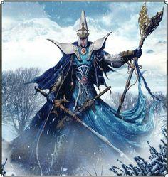 Swordmaster king