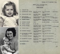 On 10 September 1942, five weeks after having been torn from his mother's arms, two year old Richard was sent alone from Drancy to Auschwitz, on a wagon full of strangers. His parents had already been murdered in Auschwitz. Photos and documents describing what happened to each member of his extended family can be found here.