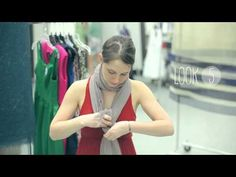 ModCloth How-to: Scarf Tying
