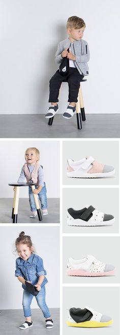 Bobux kids shoes by Solène Roure | kidindependent