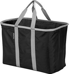 CleverMade SnapBasket XL Collapsible Shopping Basket/Groc... https://www.amazon.com/dp/B015PIZVX2/ref=cm_sw_r_pi_dp_x_U06Nyb81KN1ED