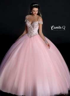 Custom Quinceanera Dress Formal Prom Party Evening Pageant Dresses Wedding Gown - Quinceanera Dresses - Shop for Quinceanera Dresses for sales. - 0 The post Custom Quinceanera Dress Formal Prom Party Evening Pageant Dresses Wedding Gown ap Sweet Sixteen Dresses, Sweet 15 Dresses, Beautiful Dresses, Pretty Dresses, Light Pink Quinceanera Dresses, Pageant Dresses, Ball Dresses, Pink Ball Gowns, Evening Dresses