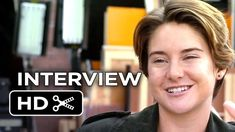 The Fault In Our Stars Interview - Shailene Woodley