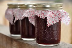 Pomegranate Jelly @ponderthepath