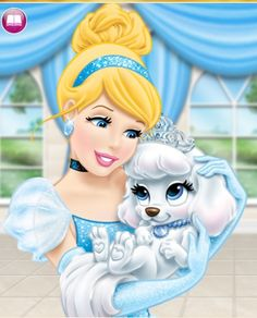 Aurora Disney, All Disney Princesses, Disney Princess Cinderella, Cinderella Wallpaper, Disney Wallpaper, Disney Cartoons, Disney Pixar, Bella Disney, Princess Palace Pets