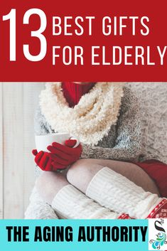 Elderly parent 13 BEST Christmas presents for elderly. Gifts for elderly dad & gifts for the elderly ideas.