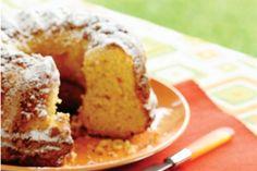 Tangerine Cake, by Maru Botana.    Excellent recipe, very easy!