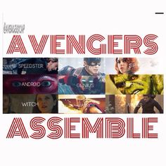 Avengers Assemble #marvel