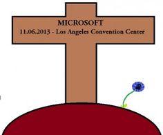 Das Ende von Microsoft!?  X-Box One Präsentation löst keine Begeisterung aus. Windows 9 in den Startlöchern, kurz nachdem man Windows 8 verramscht hat. Ist das der Anfang vom Ende? Hat Microsoft sich verzockt?  http://frankies-world.de/?p=2843